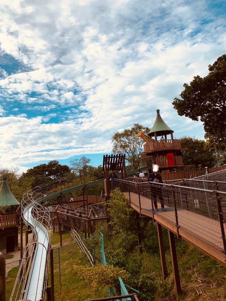 大森山動物園 アソヴェの森