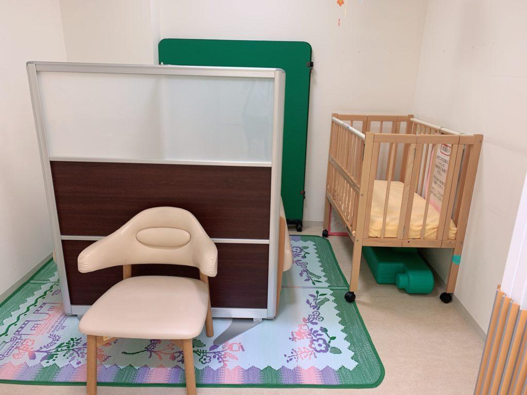 子ども未来センター_授乳室